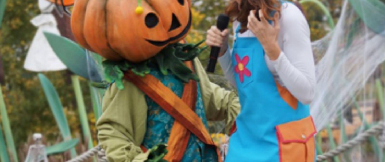 Persdossier Halloween 2016 - Plopsa-parken