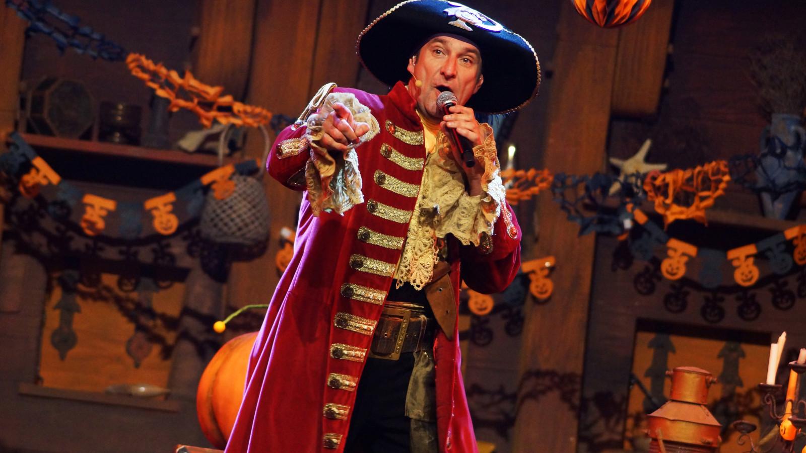 Piet Piraat Halloweenshow