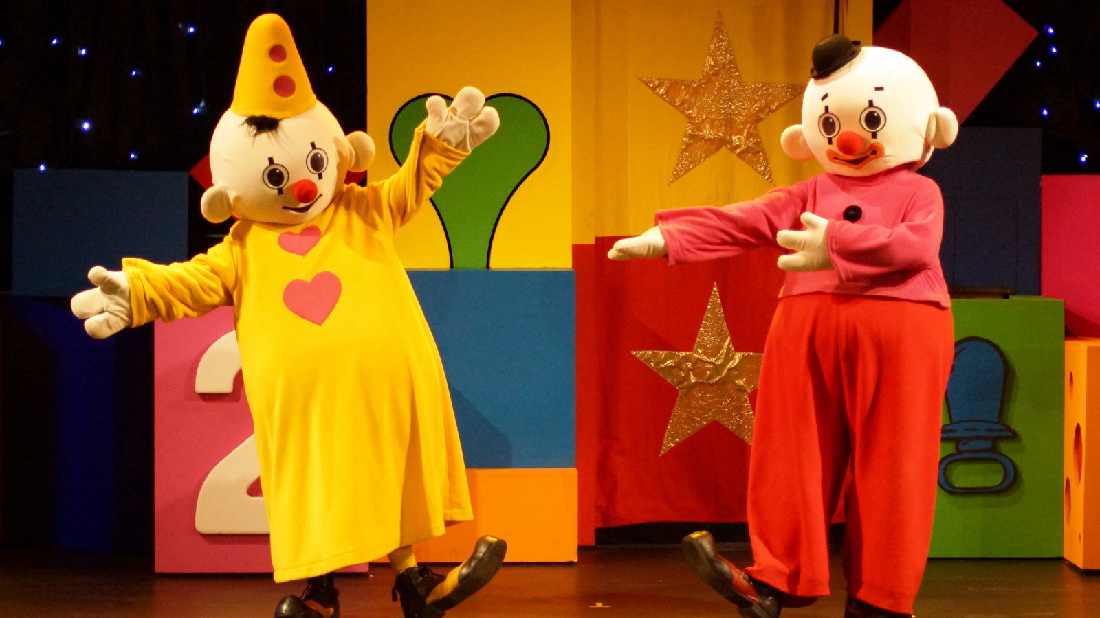 Bumba Magico Show