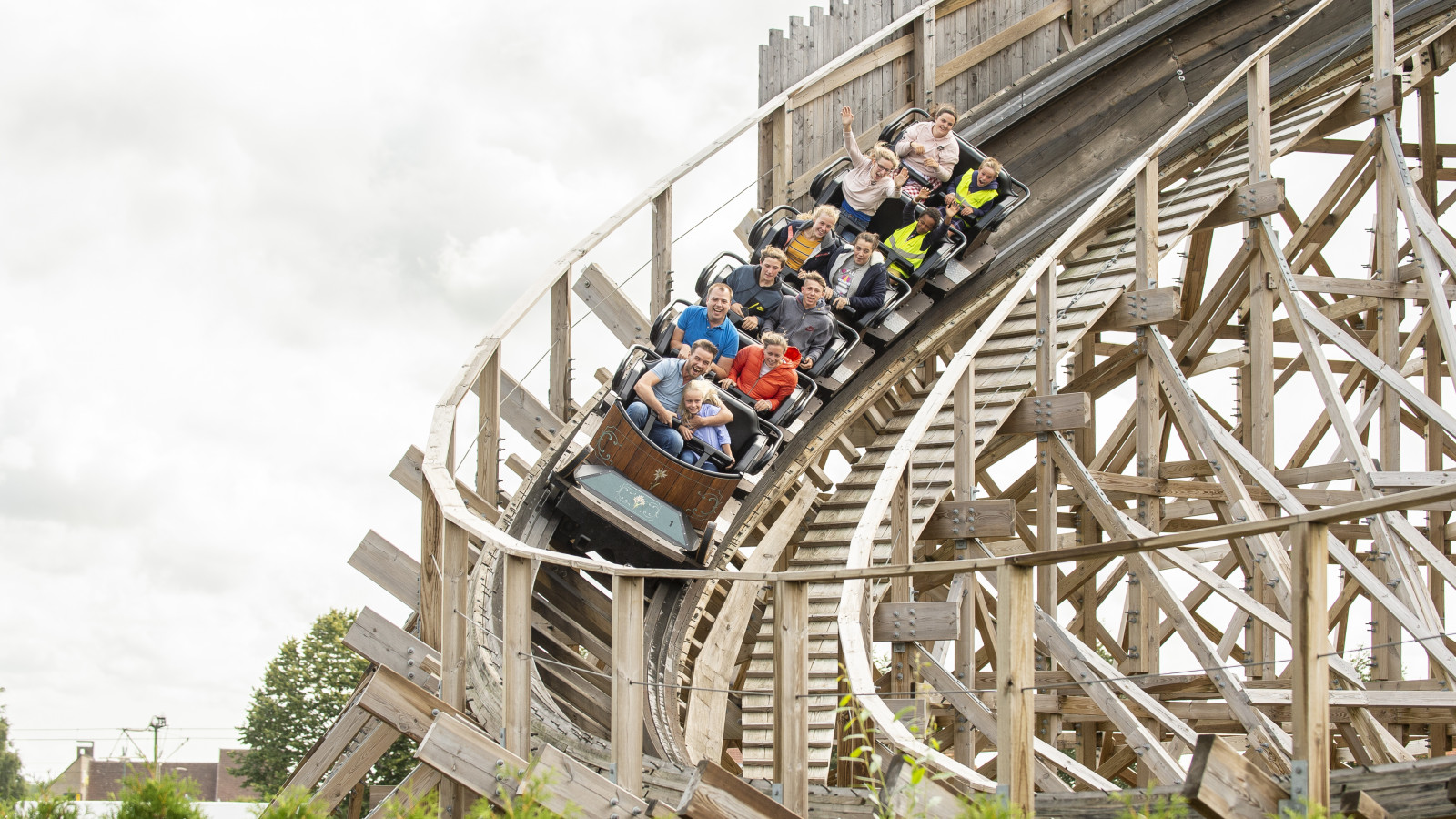 Plopsa wint 6 Diamond ThemePark Awards