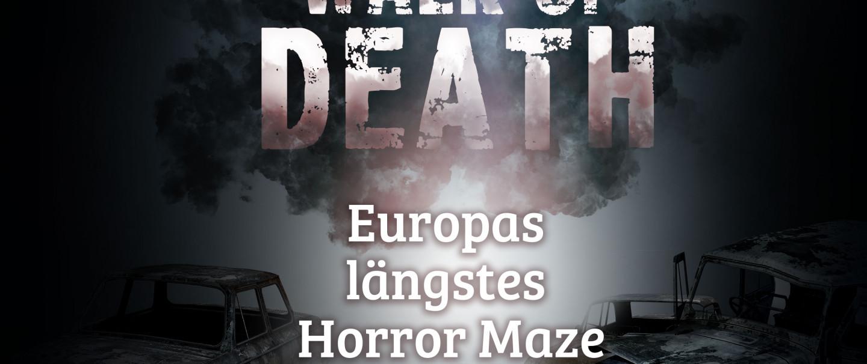 Holiday Park eröffnet Europas längstes Horror Maze