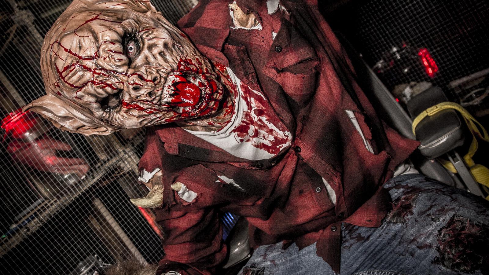 Halloween Fright Nights im Holiday Park werden grösser als je zuvor