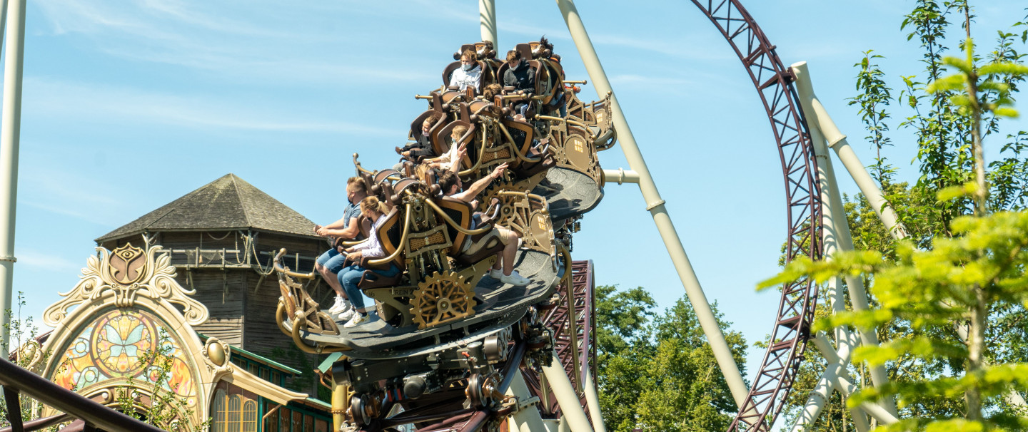 The Ride to Happiness is 'Europe's Best New Coaster'