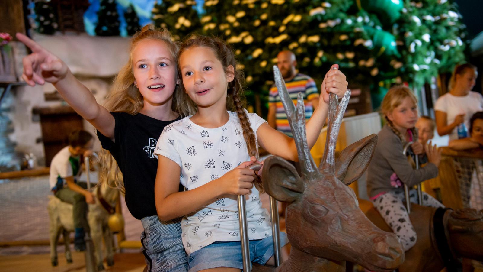 Holiday Indoor im Holiday Park öffnet jetzt auch im Winter