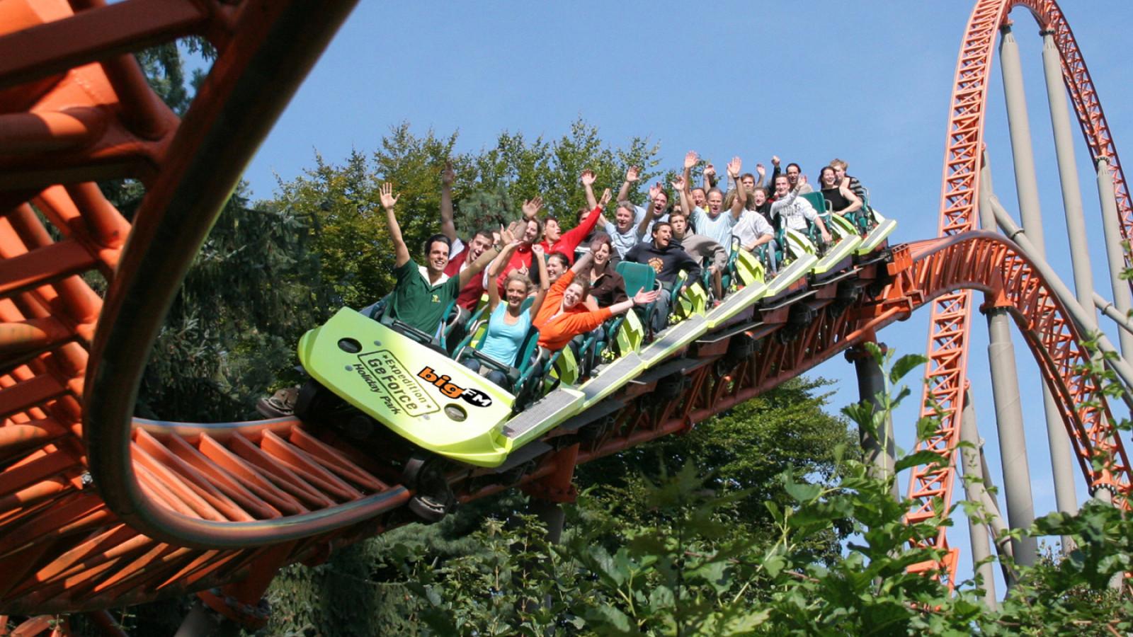 Holiday Park Job Party - mehr als 500 Mitarbeiter gesucht