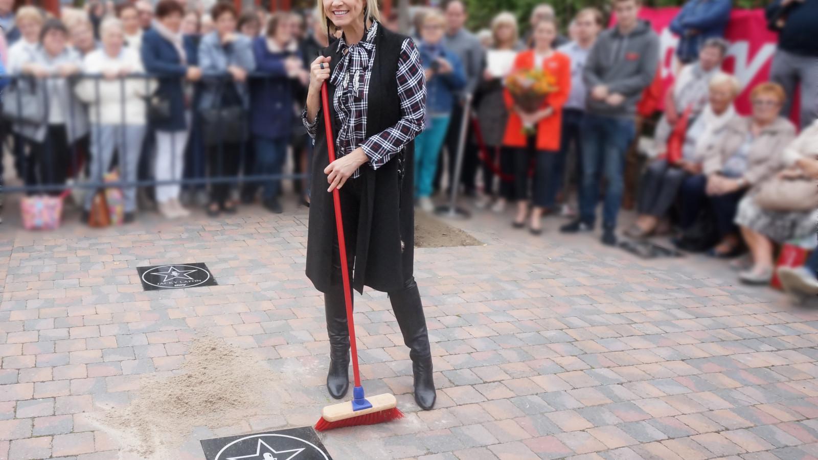 Laura Lynn krijgt eigen ster op Walk of Fame in Plopsaland De Panne