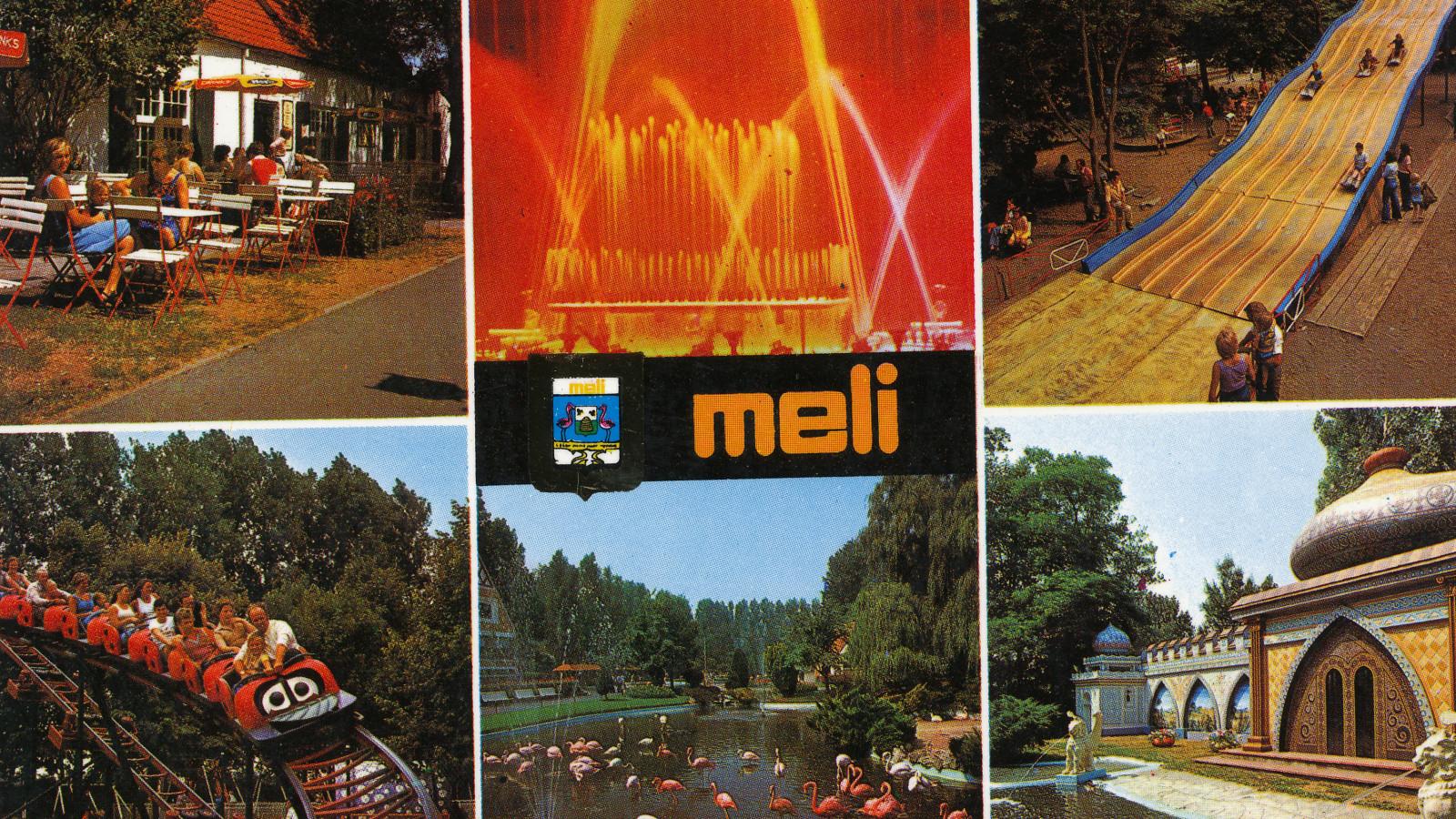 Coup d'éclat par Plopsaland La Panne avec une action pour les Meli Park Revival Weekends