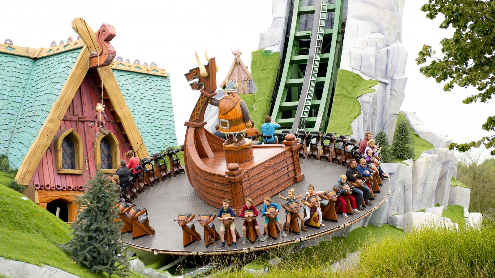Les célèbres personnages Nickelodeon, pour la première fois à Plopsaland La Panne