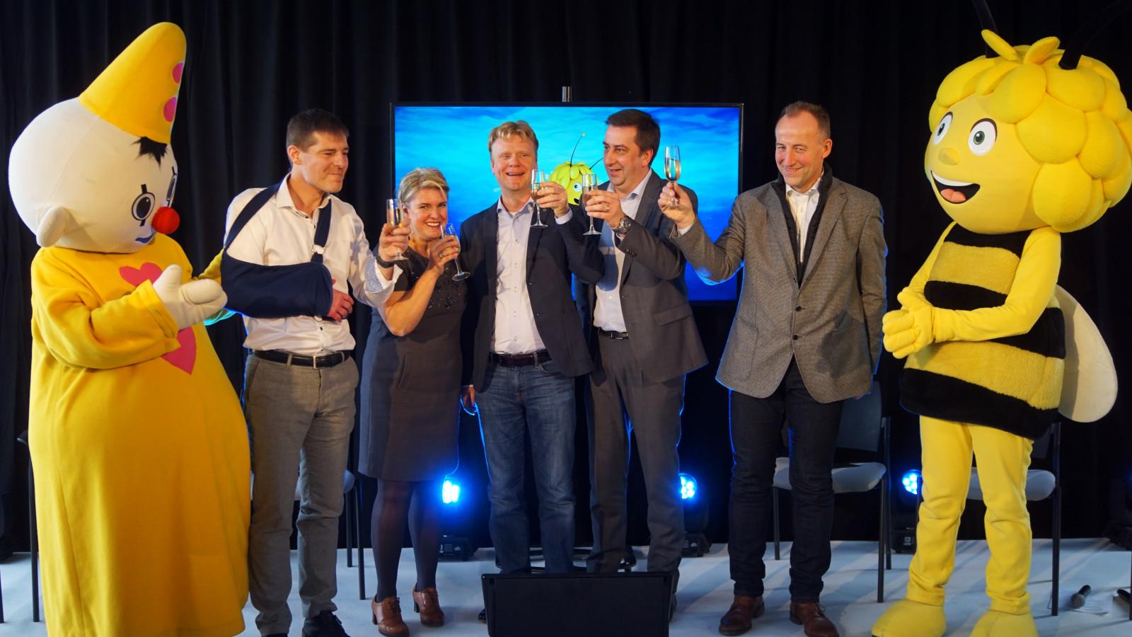 Définitif: Plopsa construit un nouveau parc aquatique en collaboration avec Hannut et Landen