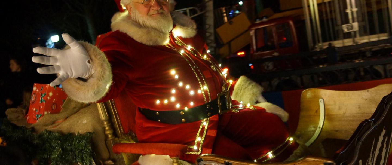 La magie de Noël enchante les parcs Plopsa