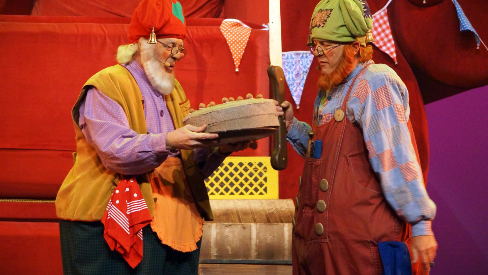 Kabouter Plop viert 20e verjaardag in Plopsaland De Panne