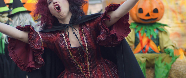 Plopsaland La Panne plongé dans l'agréable ambiance d'Halloween