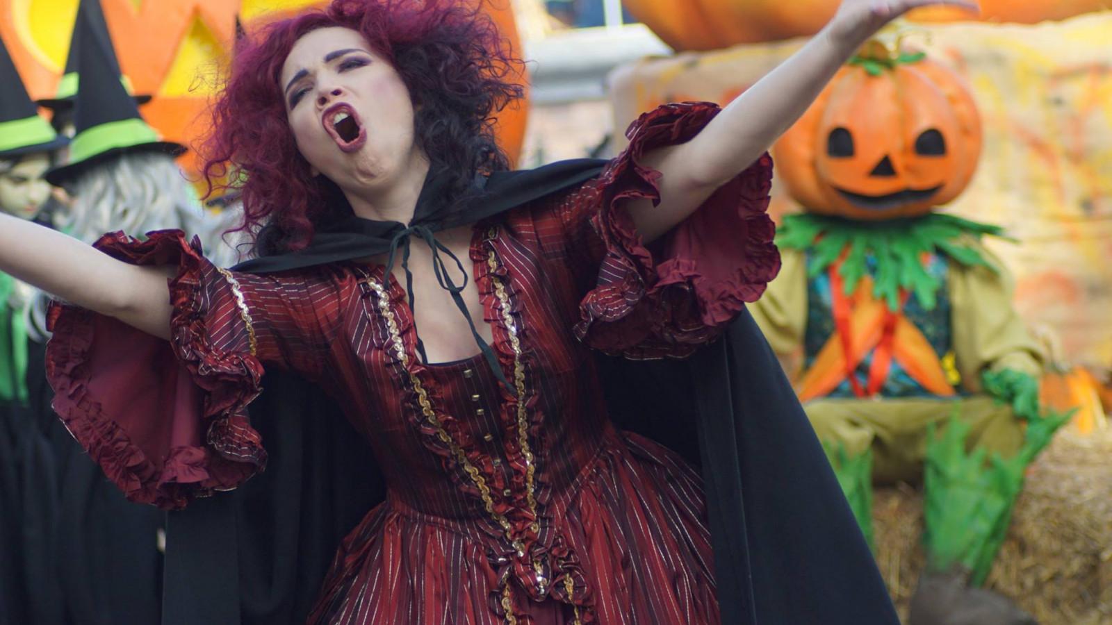 Les parcs Plopsa plongés dans l'agréable ambiance d'Halloween