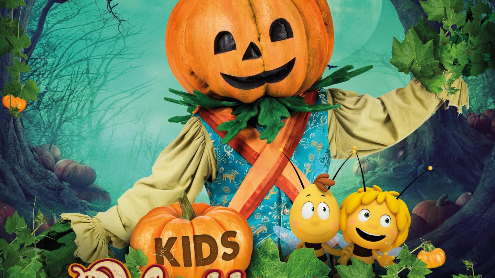 Kids Halloween.