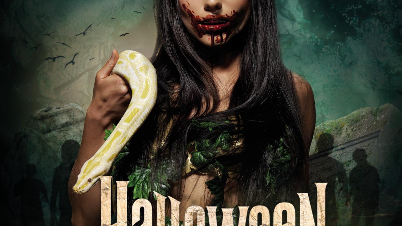 Rekordtag im Holiday Park an Halloween Fright Night