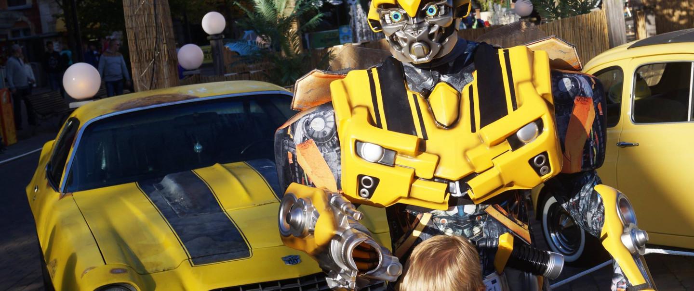 Plopsaland La Panne accueille la plus grande collection de voitures de films