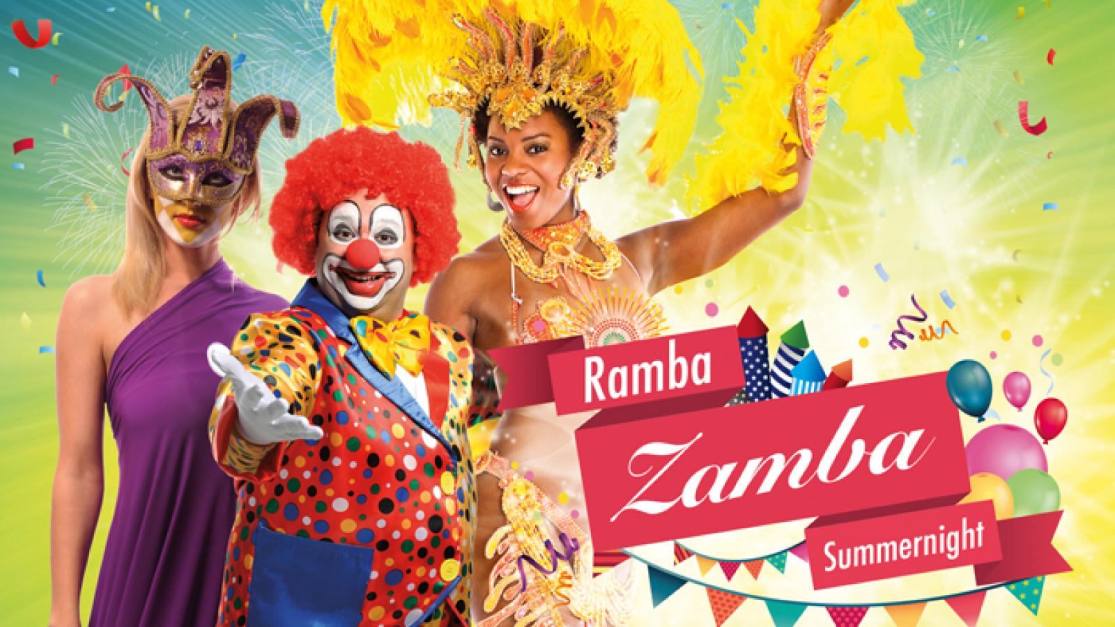 RPR1 Ramba Zamba Summernight