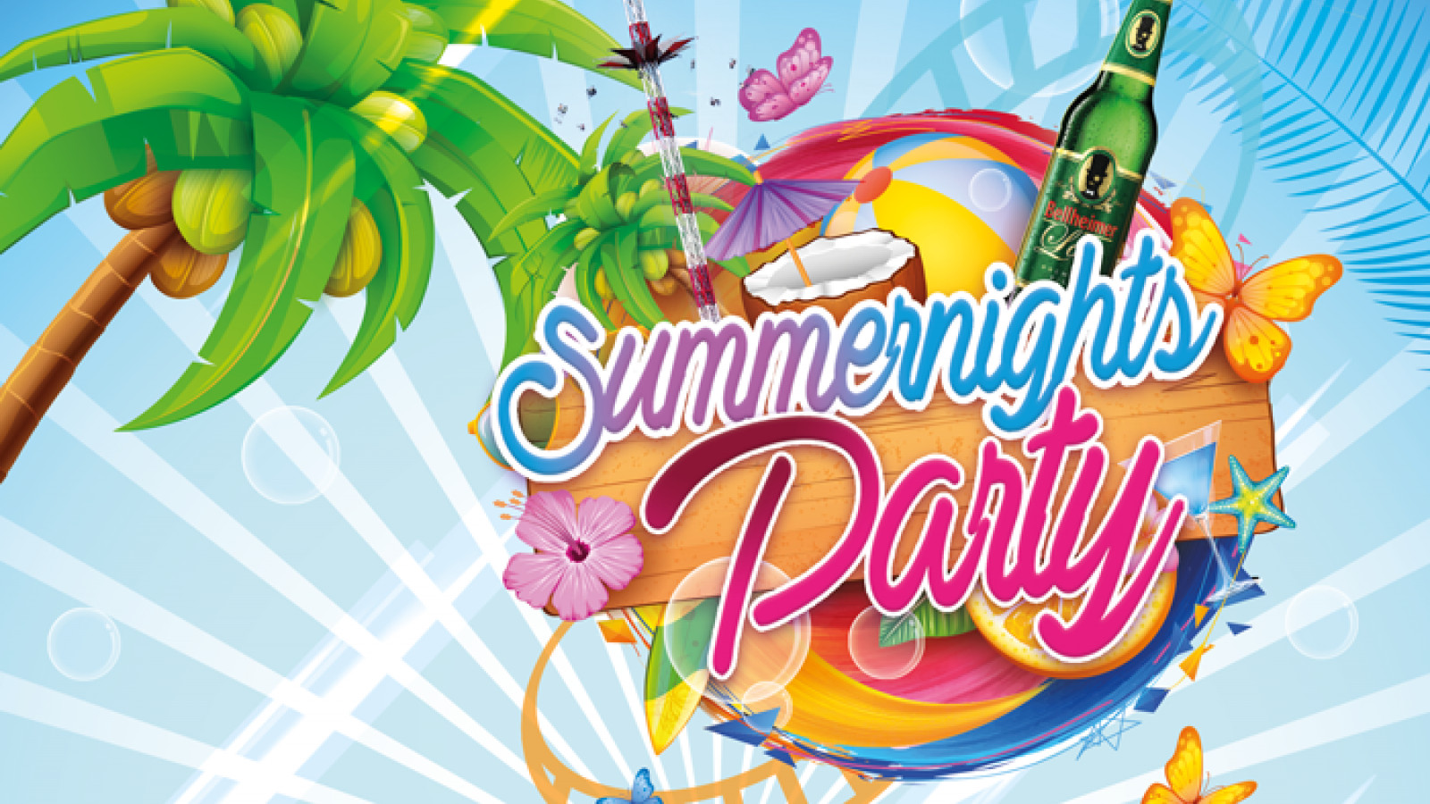 RPR1 Party Summernights