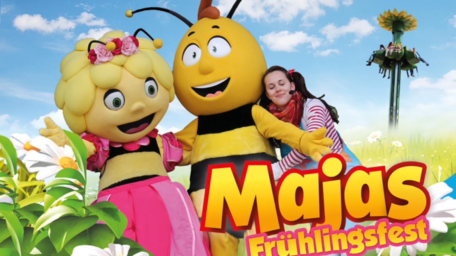 Majas Frühlingsfest