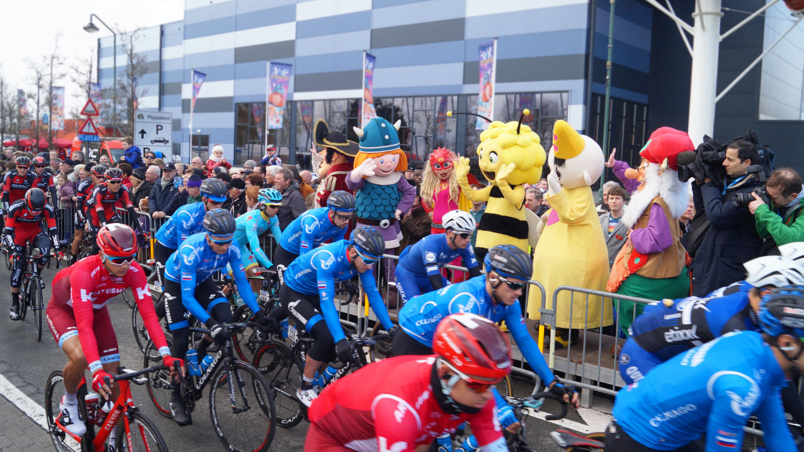 Driedaagse De Panne-Koksijde gaat in 2017 van start in Plopsaland De Panne